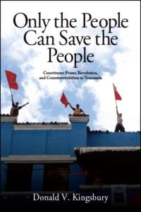 Only the People can Save the people book cover